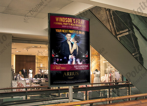 Outdoor and Poster 2