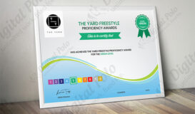 Certificate 2